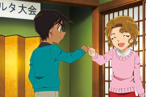 【名探偵コナン】大岡紅葉はから紅の恋歌に登場する!名セリフを紹介!