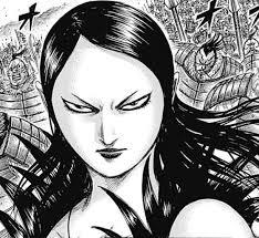 【キングダム】桓騎軍の黒桜(こくおう)はかわいい?桓騎との関係に注目!