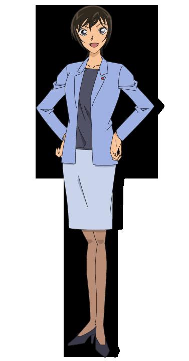【名探偵コナン】小林澄子先生の声優や名言を紹介!白鳥警部の恋の行方は?