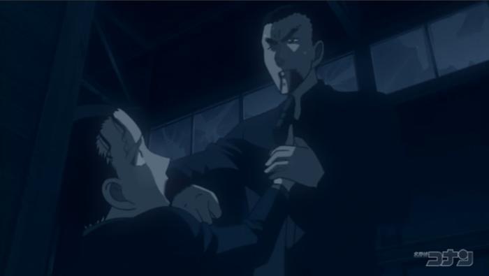 【名探偵コナン】イーサン・本堂とはどんな人物?黒の組織と関係とその正体とは?