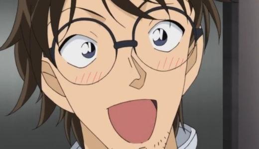 【名探偵コナン】羽田秀吉は養子?結婚はどうなる?赤井との関係も紹介!