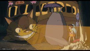 【となりのトトロ】ネコバスの正体は?足の数の本数や行き先に意味はあるの?