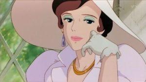 【紅の豚】美しきマダム・ジーナの魅力を解明。