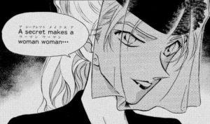 【名探偵コナン】ベルモットはコナンの正体に気づいてる?愛車や声優を紹介!
