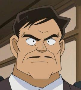 【名探偵コナン】茶木神太郎(ちゃきしんたろう)の声優は?中森警部との関係は?【まじっく快斗】