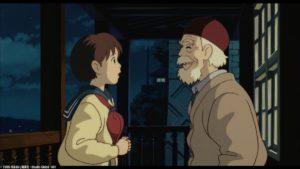 【耳をすませば】天沢聖司のおじいさんの西司郎とはどんな人?