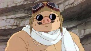 【紅の豚】ポルコ・ロッソってどんな人物?ただの豚じゃない?