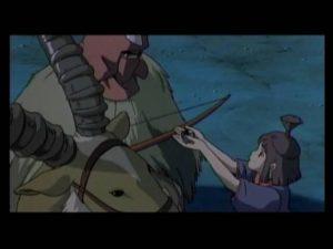【もののけ姫】アシタカの腕の秘密、サンとのその後は?名言や声優、年齢を紹介!