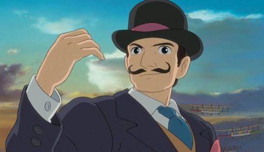 【風立ちぬ】カプローニってどんな人?プロフィール、名台詞・名シーンまとめ!