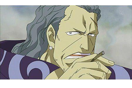 【ワンピース】赤髪海賊団副船長であるベン・ベックマンとはどんな人物?