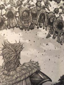 【キングダム】桓騎(かんき)将軍はかっこいいけど弱点がある?史実には存在した?