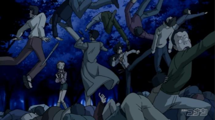 【名探偵コナン】京極真の声優や年齢、登場回まとめ!園子との関係は?