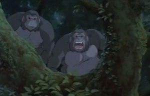 【もののけ姫】「猩々(しょうじょう)」の正体は人間?声に隠された秘密がある?