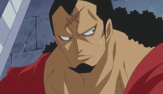 【ワンピース】剣闘士キュロスとはどんな人物?偽りの姿と真実の姿とは?
