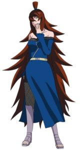 【NARUTO】照美メイは5代目水影だけど弱い?結婚を気にしてるところがかわいい!
