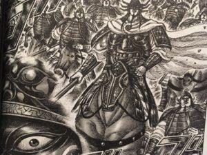 【キングダム】王翦(おうせん)は部下の軍まで最強!声優や強さを紹介!