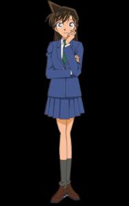 【名探偵コナン】毛利蘭が可愛い?ツノが特徴!年齢や声優を紹介!