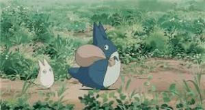 【となりのトトロ】中トトロがどんぐりを落とす理由は?本当の名前ってあるの?
