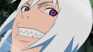 【NARUTO】水月の特殊な能力や首切り包丁を使う!声優や強さを紹介!