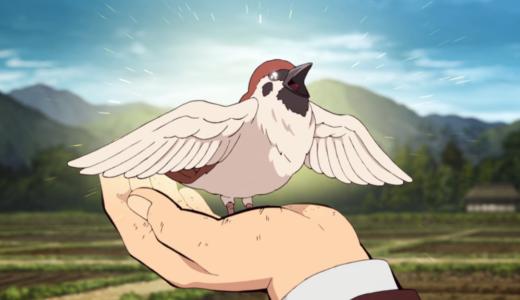 【鬼滅の刃】鎹鴉もとい鎹雀のチュン太郎は善逸の相棒!本当の名前や登場回は?