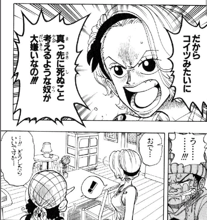 【ワンピース】ノジコはナミの姉?ベルメールとの関係性は?