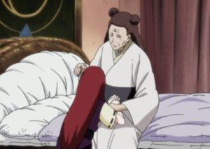 【NARUTO】うずまきミトは九尾の人柱力だった!?