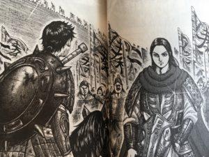 【キングダム】信は史実では実在した?声優や李信将軍の由来も紹介!