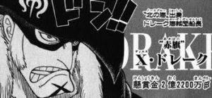 【ワンピース】xドレークの悪魔の実とは?女に弱い?声優や「SWORD」についても紹介