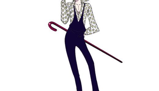 【ワンピース】不気味すぎる航海士、黒ひげ海賊団ラフィット!