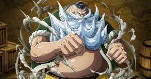 【ワンピース】チンジャオは大陸を割る覇気使い!ガープとの因縁とは?