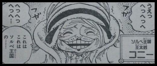 【ワンピース】ジュエリーボニーの正体は?悪魔の実の能力と名前は?