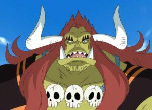 【ワンピース】オーズは巨人族の中でも大きい?すでに死んでいる?