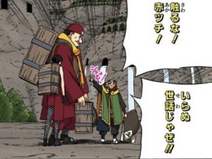 【NARUTO】赤ツチとはどんな人物なのか。黒ツチとの関係は!?徹底解説!!