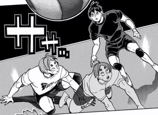 【ハイキュー!!】古森元也はリベロで高身長!かわいい見た目でその実力は?