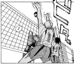 【ハイキュー!!】灰羽リエーフは護りの音駒のかっこいい高身長MB!名シーンを紹介!
