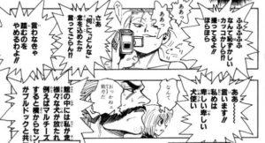 【ハンターハンター】ヴェーゼの能力はキス?名シーンや声優について紹介!