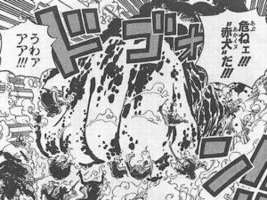 【ワンピース】サカズキ(赤犬)の悪魔の実や技とは?海軍入隊の過去について