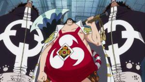 【ワンピース】戦桃丸の海軍での階級はどのくらい?強さや能力について