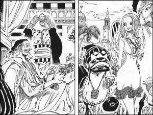 【ワンピース】イガラムとビビの関係性や特徴、必殺技のイガラッパとは?