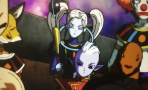 【ドラゴンボール】マルカリータ、第11宇宙の可愛い天使