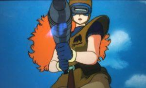 【ドラゴンボール】パスタは武術に長けた女戦士!神龍の伝説での活躍!