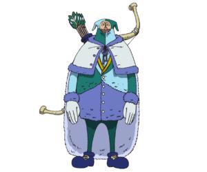 【ワンピース】チェスのキャラクター解説!ワポル、マーリモとの関係は?