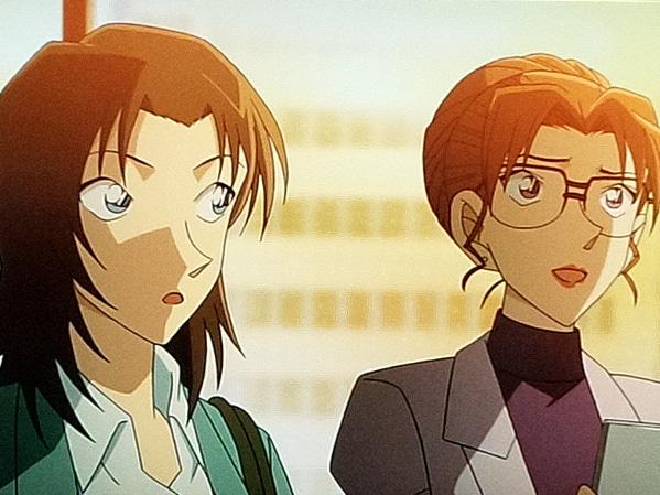 【名探偵コナン】栗山緑がかわいい!安室透との関係は?年齢や声優も紹介!