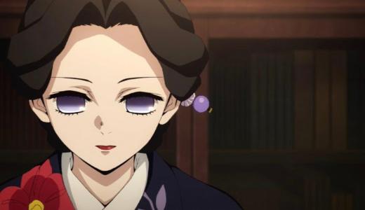 【鬼滅の刃】珠世と愈史郎の関係は?無惨との因縁とその過去とは?