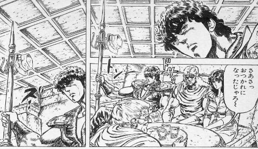 【北斗の拳】でかいババアは愛される雑魚キャラ?
