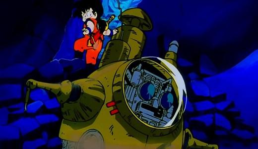 【ドラゴンボール】ロボットのおじさんって誰?人物像等を解説!