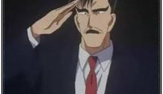 【名探偵コナン】小田切敏郎の登場回は?かっこよさについて徹底解説