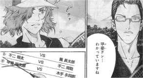 【テニスの王子様】甲斐裕次郎の声優は?来歴やテニスの実力等を解説!