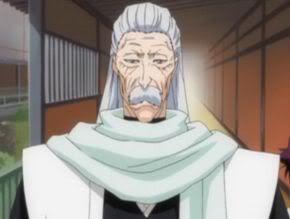 【BLEACH】朽木銀嶺は渋かっこいい白夜の祖父!!声優や強さを紹介