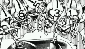 【ジョジョ】グイード・ミスタの名言が刺さる!ワキガ疑惑や髪型の謎も!